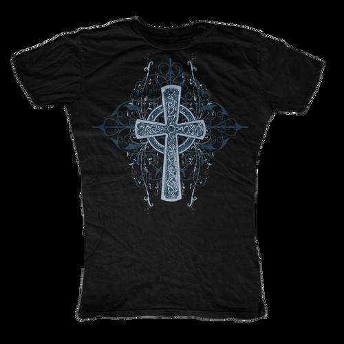Cross Womens T-Shirt