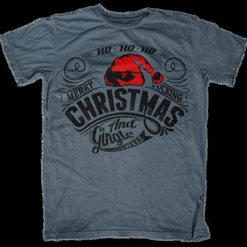 Merry ***king Christmas and Jingle Bells T-Shirt