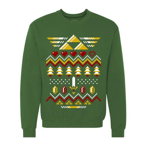 Woodland Hero Ugly Sweater