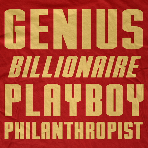 Genius Billionaire Playboy