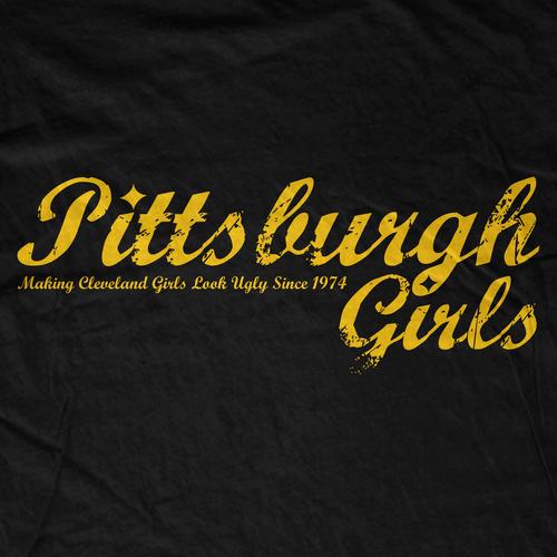 Pittsburgh Girls T-Shirt