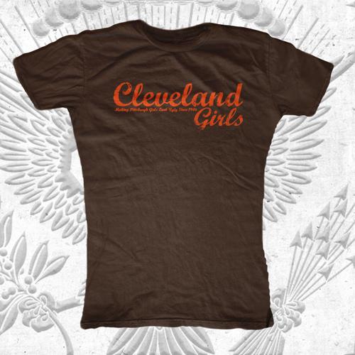 Cleveland Girls T-Shirt