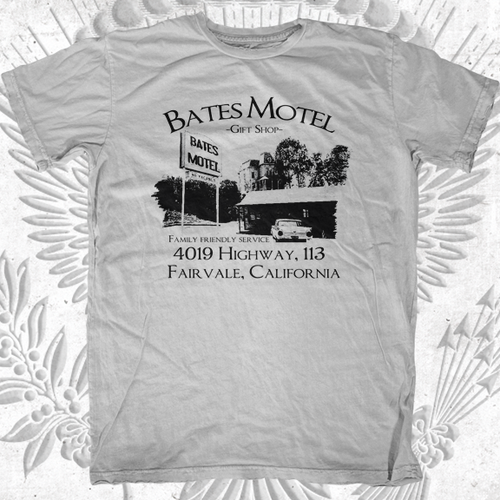 Bates Motel Gift Shop T-Shirt
