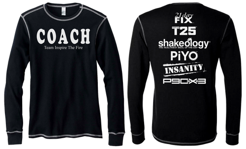Coach Thermal Long Sleeve