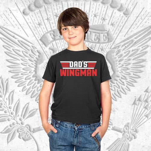 Dad's Wingman T-Shirt