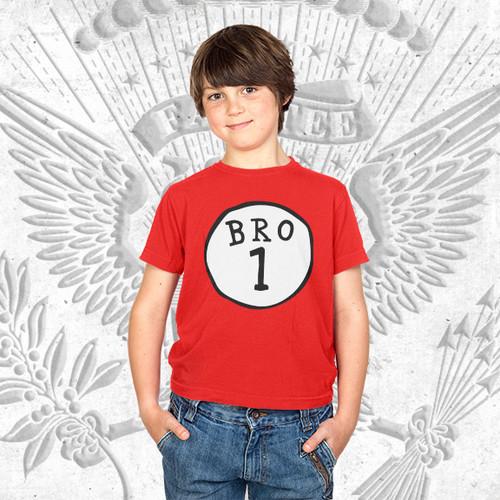 Bro Thing Kid's T-Shirt