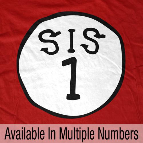 Sis Thing Kid's T-Shirt