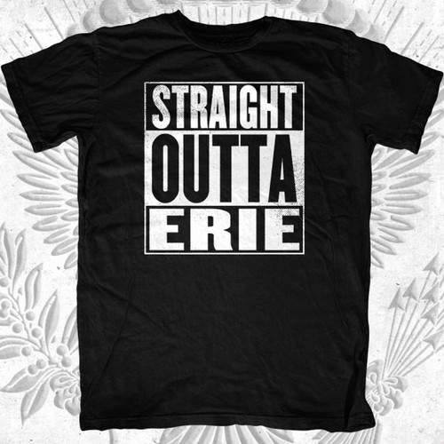 Straight Outta Erie T-Shirt