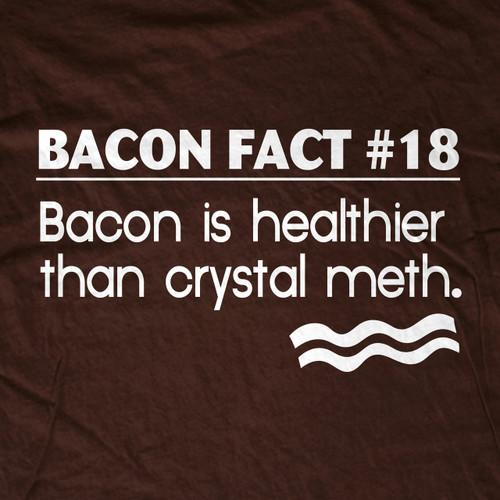 Bacon Fact #18 T-Shirt