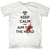 Aim for the Head Zombie Biohazard T-Shirt
