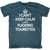 I Can't Keep Calm I have F@&#ing Tourretes T-Shirt