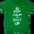 Keep Calm and Shut Up T-Shirt