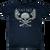 Digi Camo Winged Skull and Crossbones T-Shirt