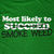 Most Likely to Smoke Weed T-Shirt