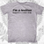 I'm a Lesbian, Trapped in a Mans Body T-Shirt