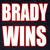 Brady Wins T-Shirt
