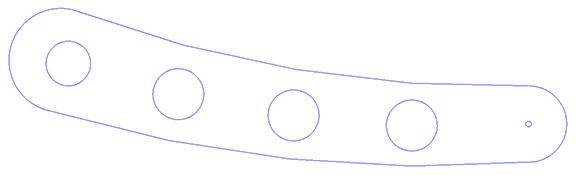 Torsion Bar Arm 4