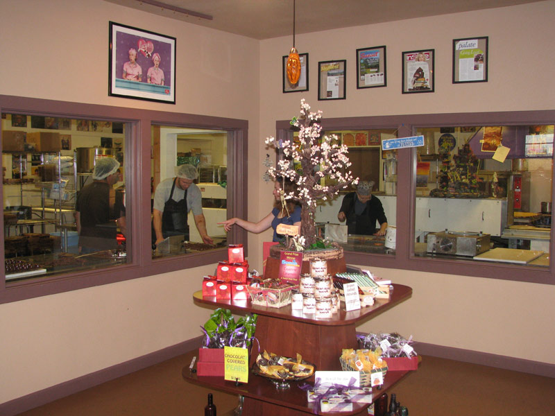 Chocolate Shop