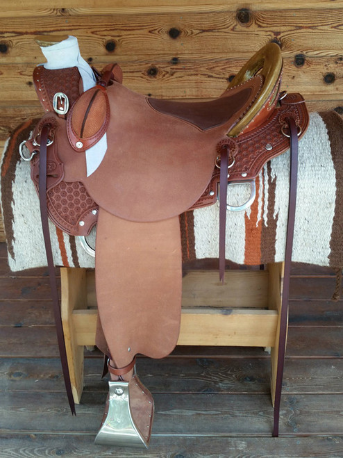 Custom Handcrafted Western Saddles for Horses & Mules
