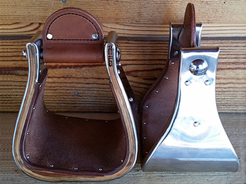 Leather Bolt Covers