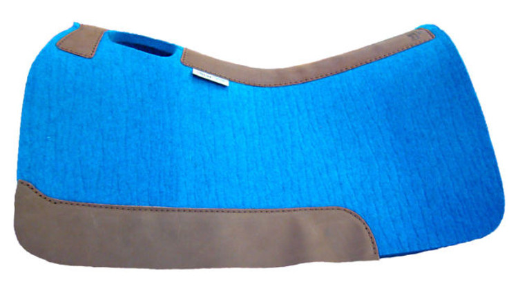 The Barrel Racer Pad: 5 Star Saddle Pads