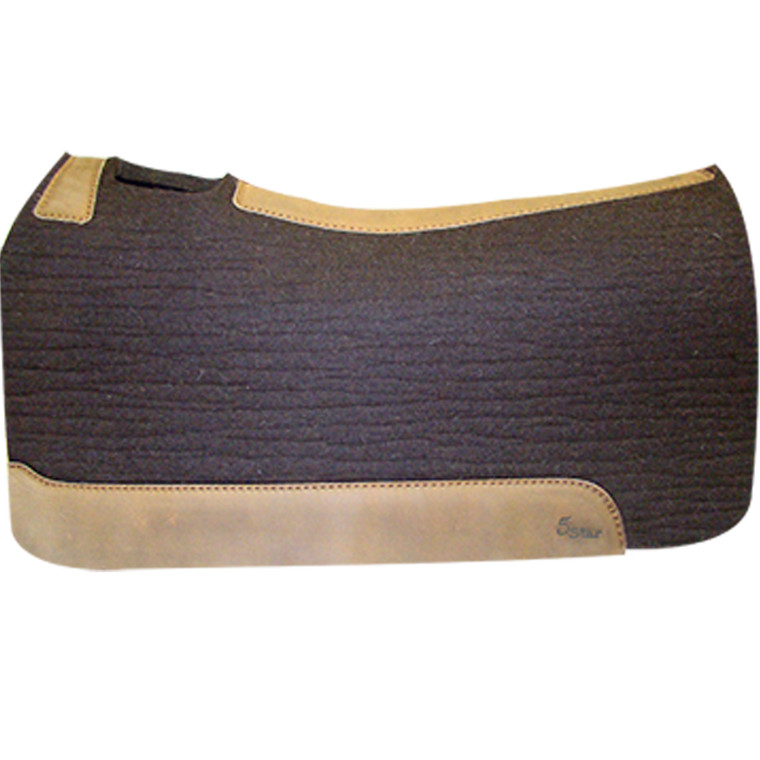 The Roper Saddle Pad: 5 Star Saddle Pads