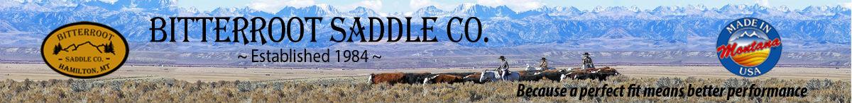 Bitterroot Saddle Co.
