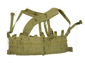 Open Top Chest Rig