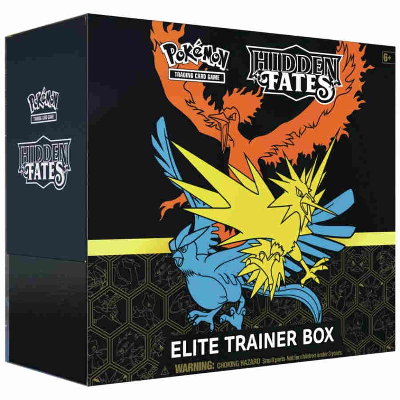 Hidden Fates 3 Booster Packs Brand New And Seal Various Designs Pokemon TCG