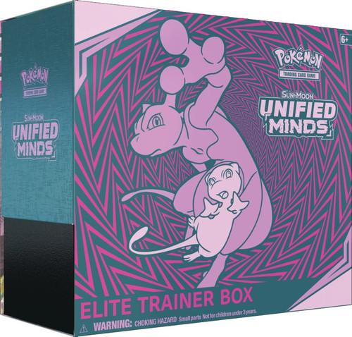Poke mon Unbroken Bonds Sun /& Moon Booster Box Elite Trainer Ultimate Set Both Theme Decks /& 3-Pack Blister Coin Sets
