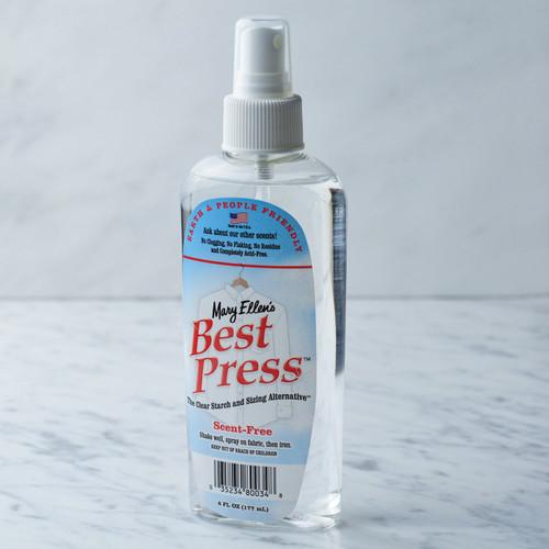 Best Press Ironing Spray