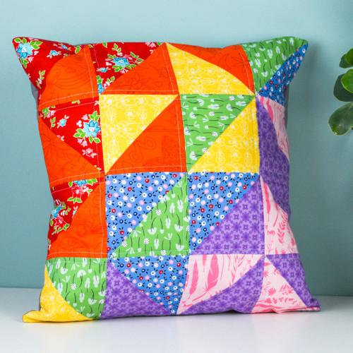 Rainbow Cushion Kit