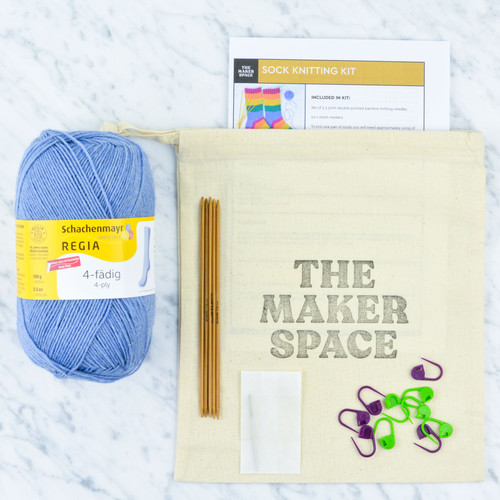 Sock Knitting Kit