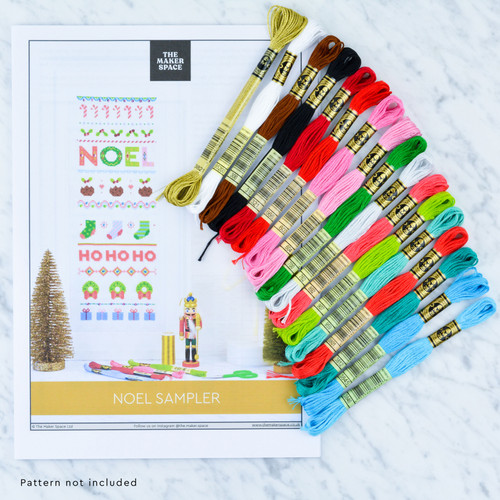 NOEL Sampler Thread Pack