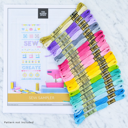 SEW Sampler Thread Pack