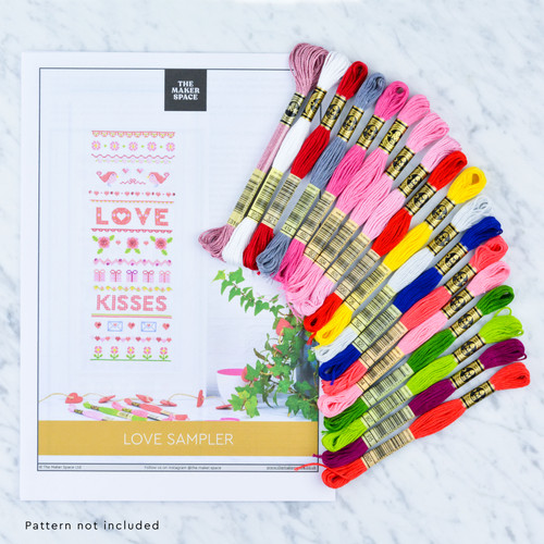 LOVE Sampler Thread Pack