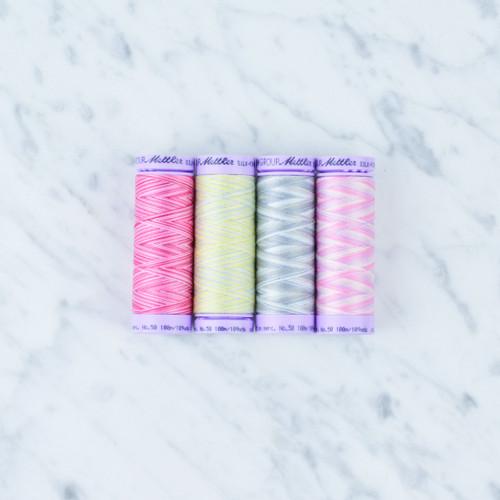 Silk Finish Cotton 50 Multi Thread: 100m