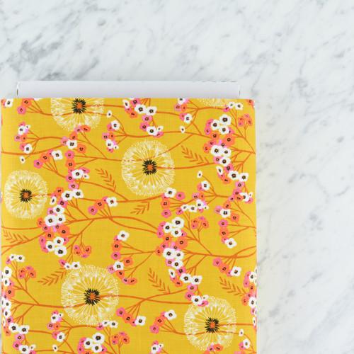 Aviary: Dandelion in Yellow