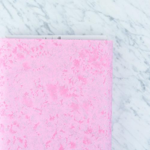 Fairy Frost: Soft Pink (Glitter)