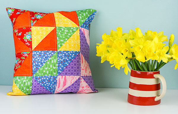 PATCHWORK CUSHION KITS
