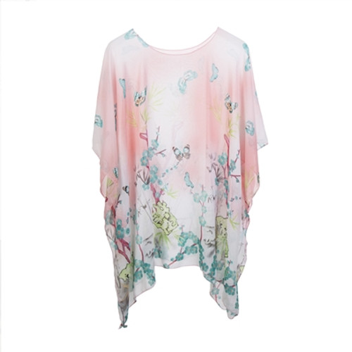 a39899a13a Butterfly Beach Cover Up 01 - Nancy Fashion