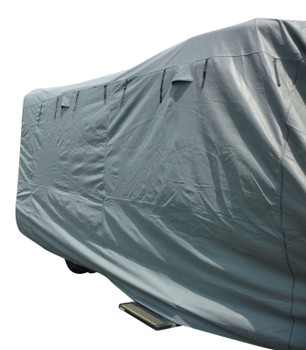 Waterproof RV Cover Motorhome Camper Travel Trailer 38' 39' 40' Class A B C