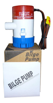 SEAFLO 12V 750 GPH Submersible Bilge Pump