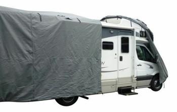 Waterproof RV Cover Motorhome Camper Travel Trailer 19' 20', 21'  Class A B C