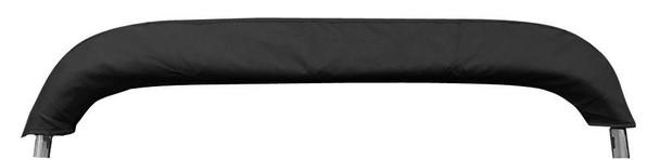"Bimini Top Boat Cover 3 Bow 54""H x73""-78"" W Solution Dye Black"