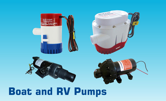 Boat Pumps - Marine RV Direct