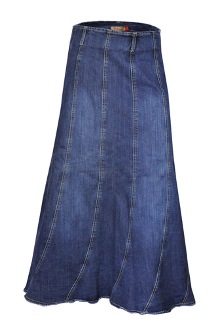 270cba5e62c Collection Of Denim Dresses And Blue Skirts Online