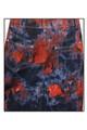 Buy plus size elastic waist denim skirts online London