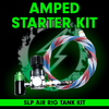 Amped Custom HPA Starter SLP Air Rig Kit