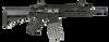 G&G - Combat Machine CM16 Raider 2.0 Short (Black) Wired to Deans  Right Side
